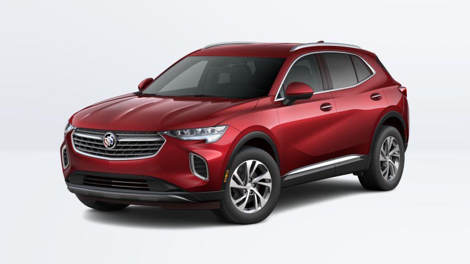 2021 Buick Envision Monticello WI