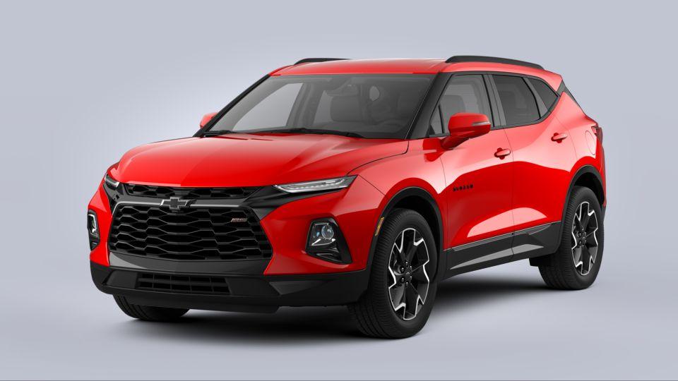 2021 Chevrolet Blazer Mckenna WA