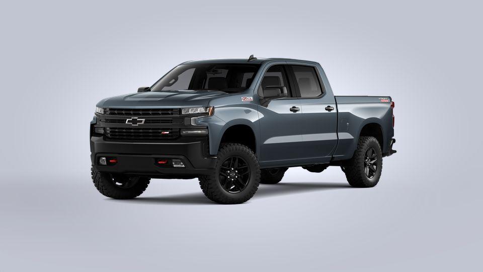 2021 Chevrolet Silverado Monroe WA