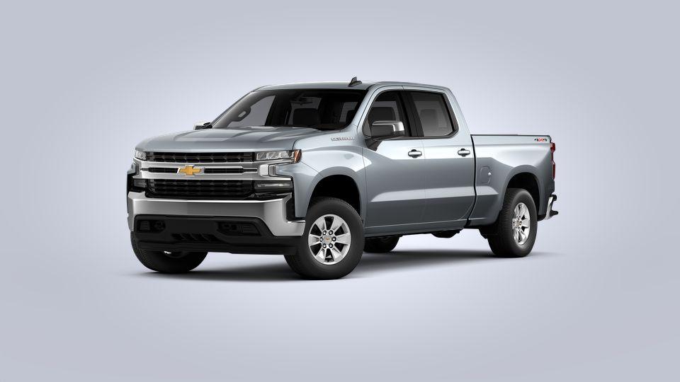 2021 Chevrolet Silverado Montesano WA
