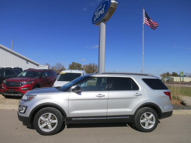 2017 Ford Explorer West Bend IA