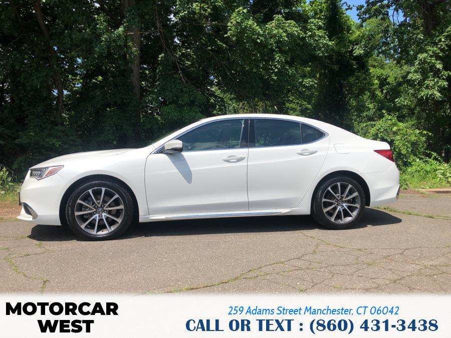 2018 Acura TLX Manchester CT
