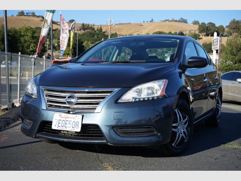 2014 Nissan Sentra Hayward CA