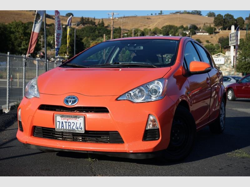 2013 Toyota Prius c Hayward CA