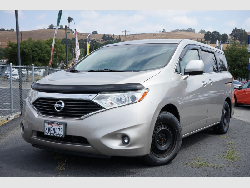 2012 Nissan Quest Hayward CA