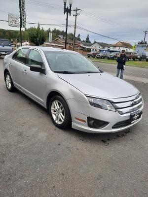 2012 Ford Fusion Eatonville WA