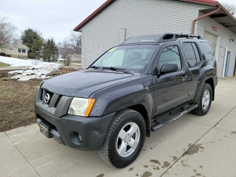 2006 Nissan Xterra Hubbard IA