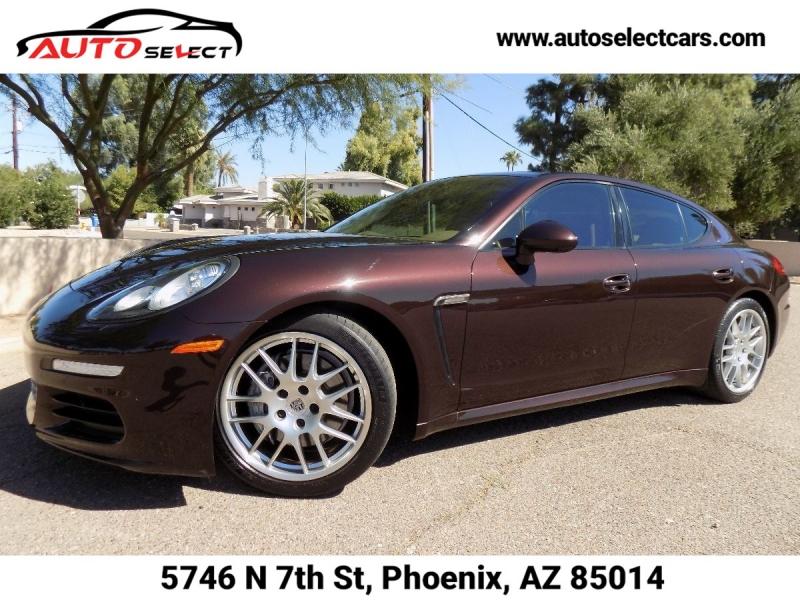 2014 Porsche Panamera Phoenix AZ