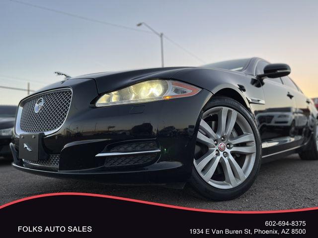 2011 Jaguar XJ Phoenix AZ