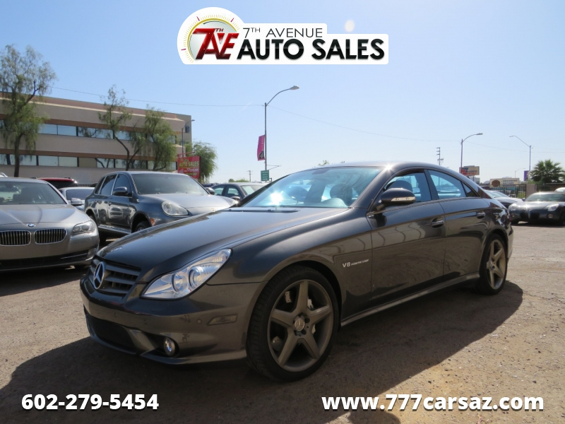 2006 Mercedes-Benz CLS-Class Phoenix AZ
