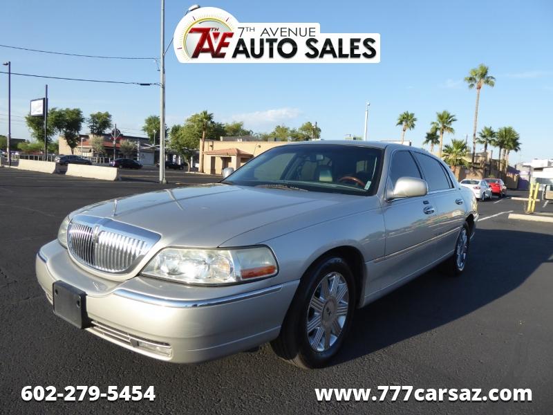 2003 Lincoln Town Car Phoenix AZ