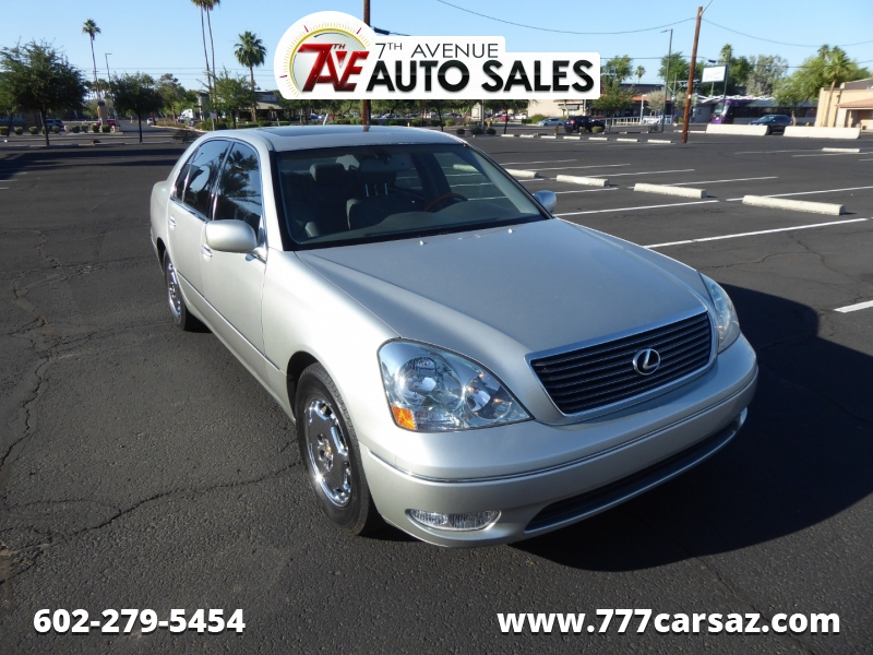 2002 Lexus LS 430 Phoenix AZ