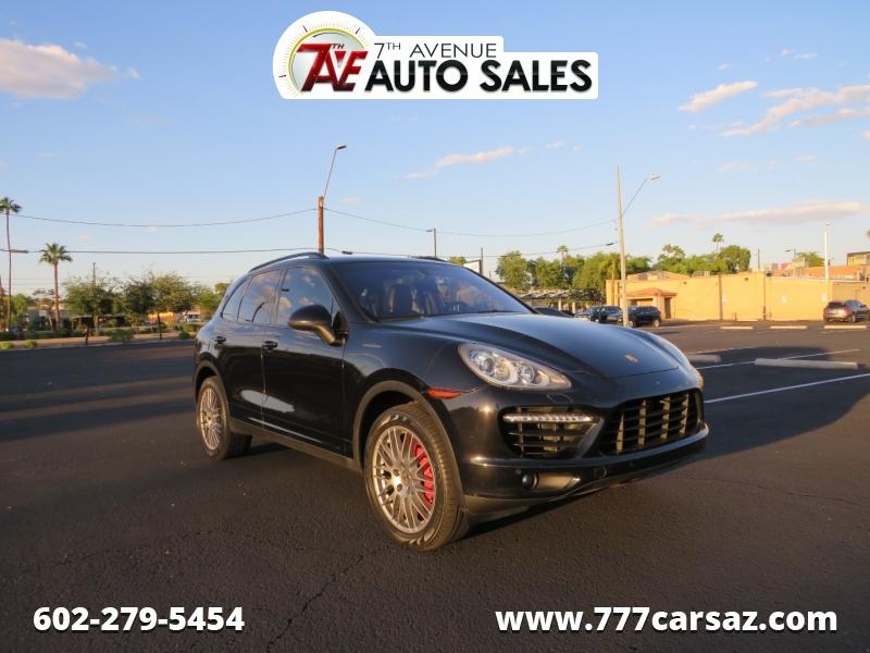 2011 Porsche Cayenne Phoenix AZ