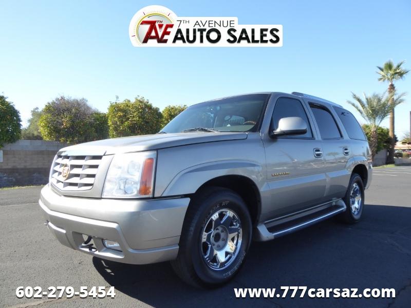 2002 Cadillac Escalade Phoenix AZ