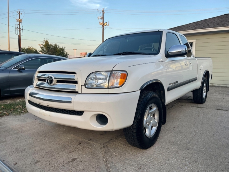 2003 Toyota Tundra Houston TX