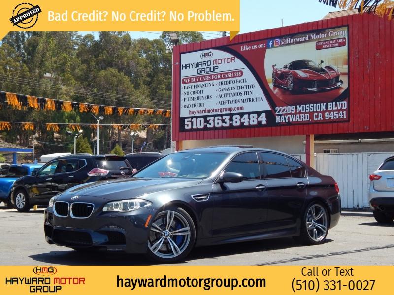 2014 BMW M5 Hayward CA