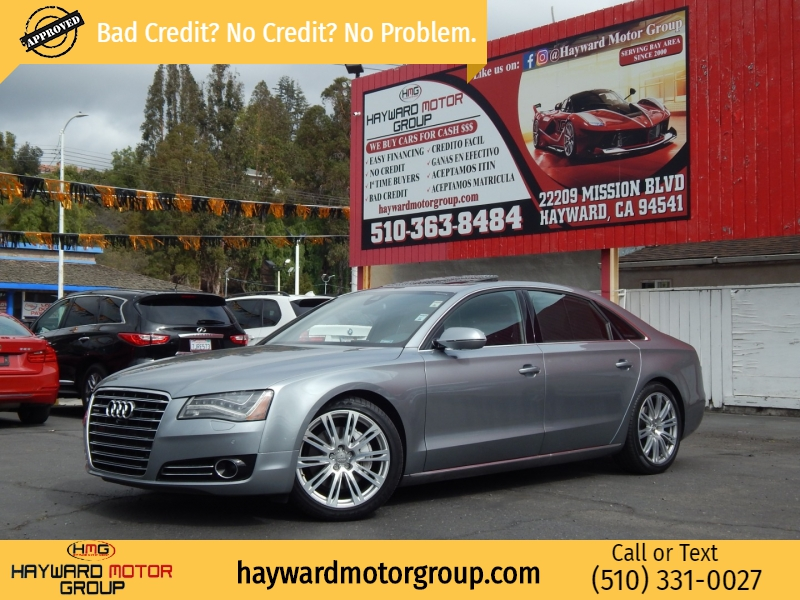 2014 Audi A8 Hayward CA