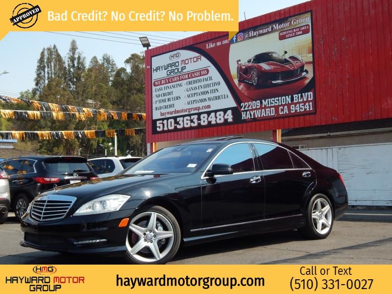 2011 Mercedes-Benz S-Class Hayward CA
