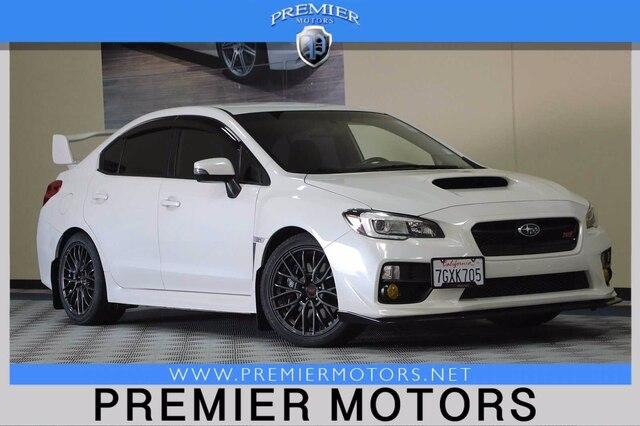 2015 Subaru WRX STI Hayward CA