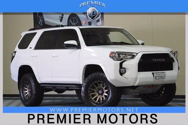 2018 Toyota 4Runner Hayward CA