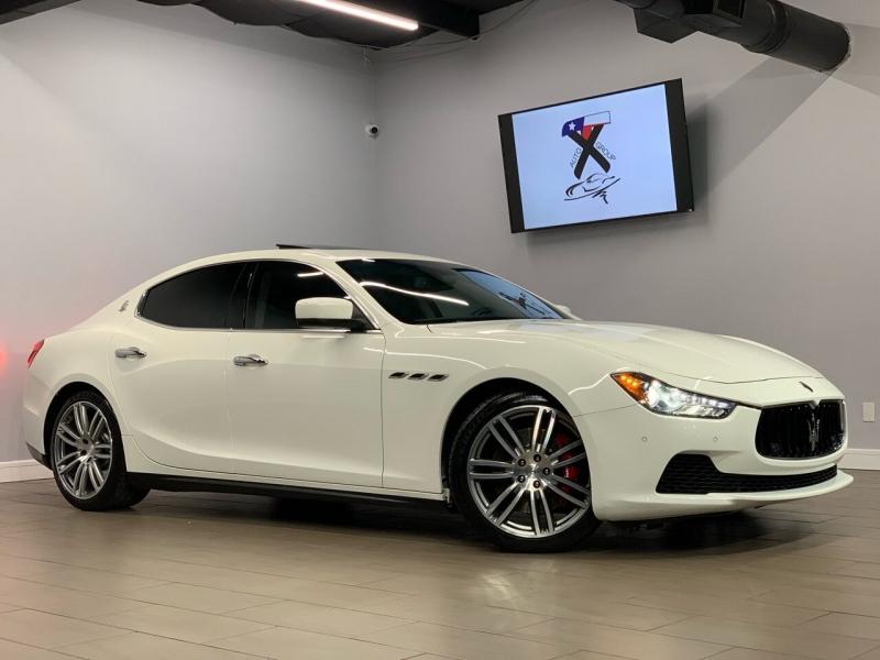 2014 Maserati Ghibli Houston TX