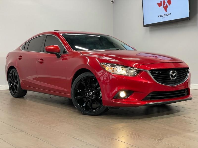 2015 Mazda Mazda6 Houston TX