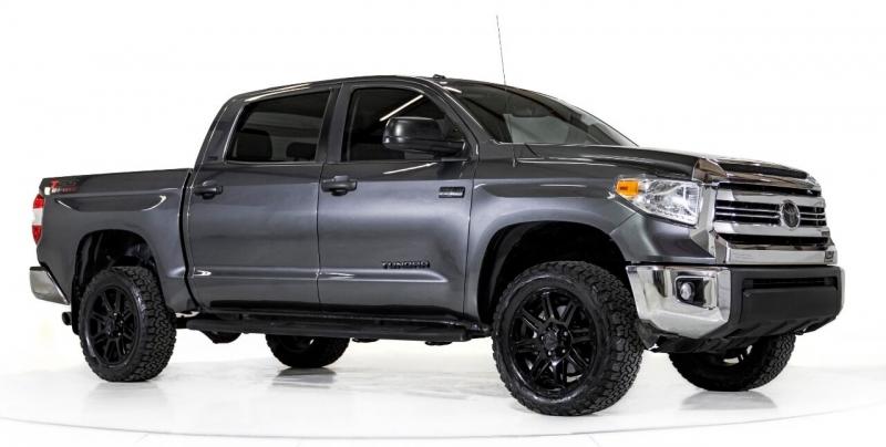 2018 Toyota Tundra Houston TX