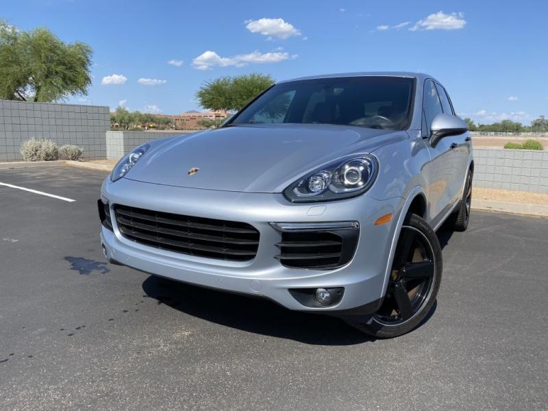 2018 Porsche Cayenne Phoenix AZ