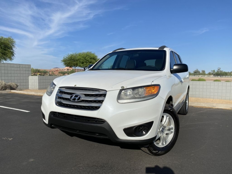 2012 Hyundai Santa Fe Phoenix AZ