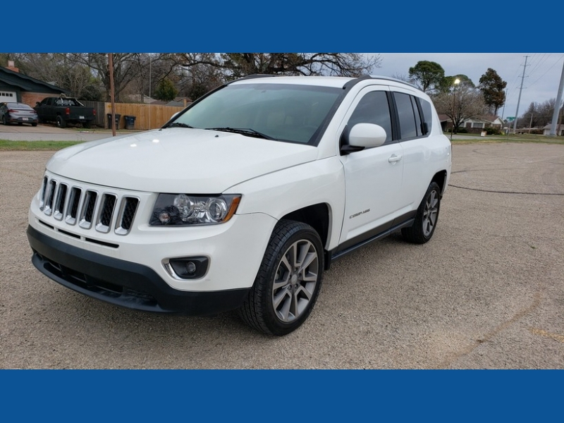 2015 Jeep Compass Fort Worth TX