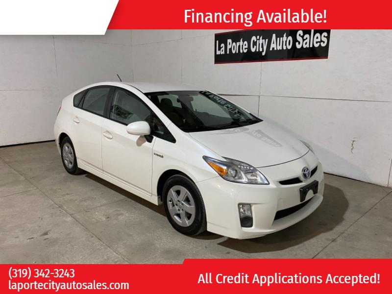 2011 Toyota Prius La Porte City IA