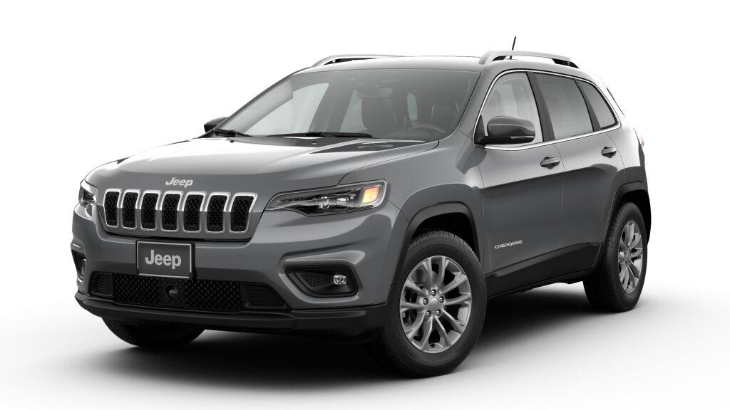 2021 Jeep Cherokee Williamson WV