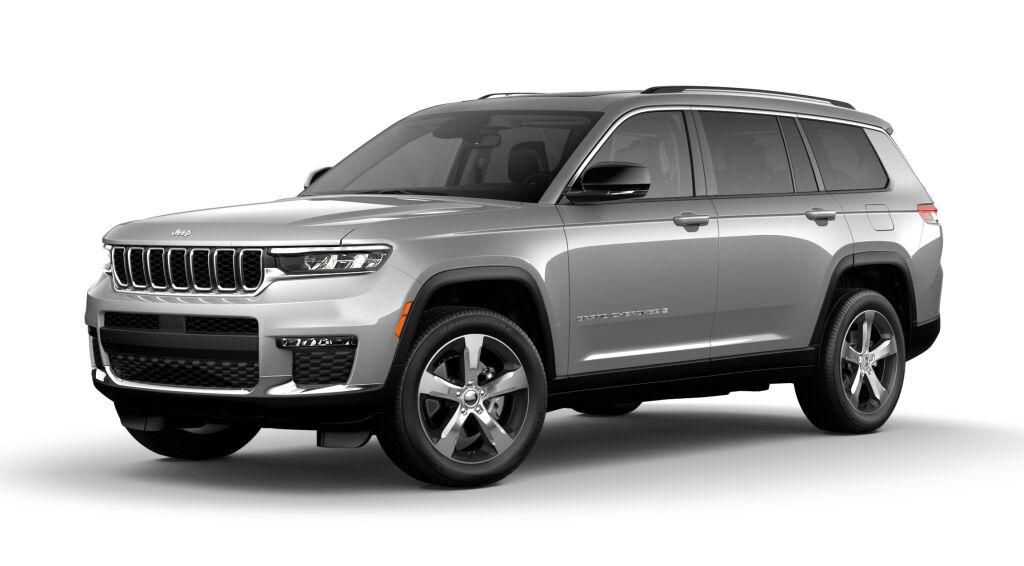 2021 Jeep Grand Cherokee L Burlington WI