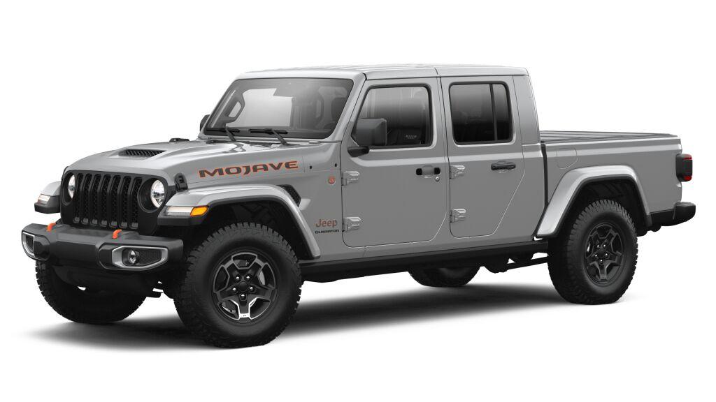 2021 Jeep Gladiator Burlington WI