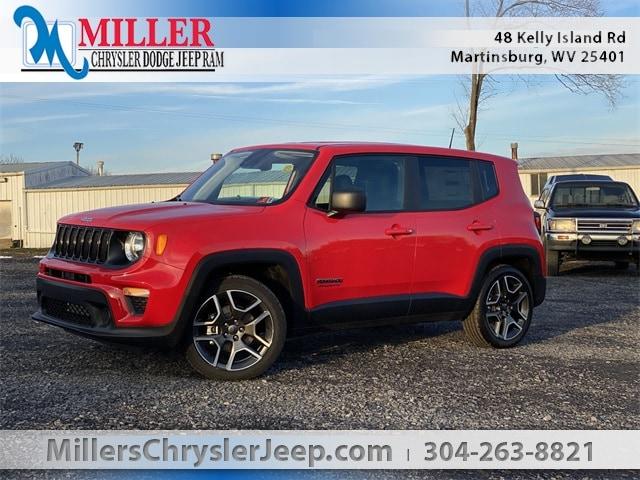 2021 Jeep Renegade Martinsburg WV