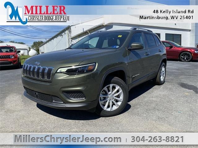 2021 Jeep Cherokee Martinsburg WV