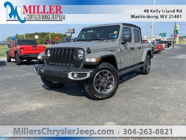 2021 Jeep Gladiator Martinsburg WV