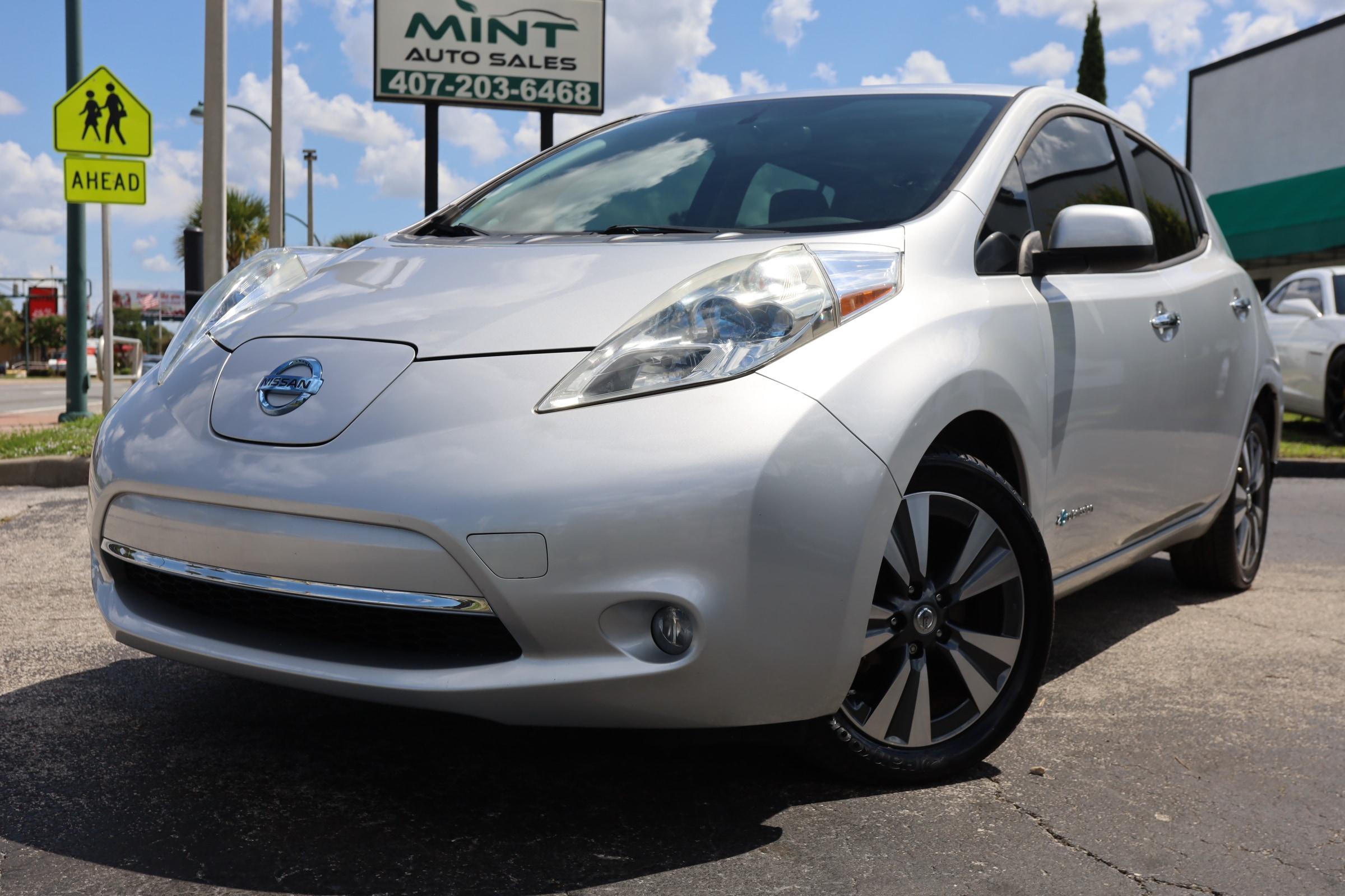 2015 Nissan LEAF Orlando FL