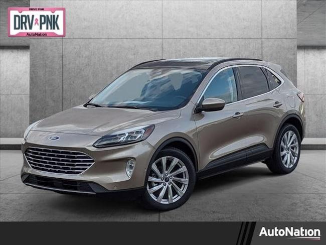 2021 Ford Escape Hybrid Canton OH