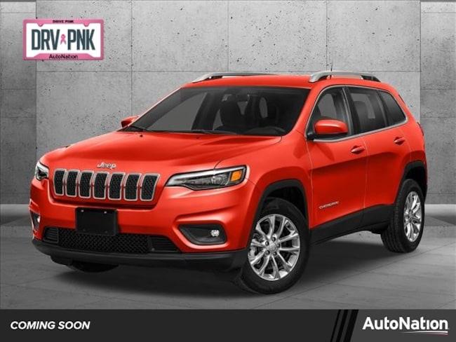 2021 Jeep Cherokee Johnson City TN
