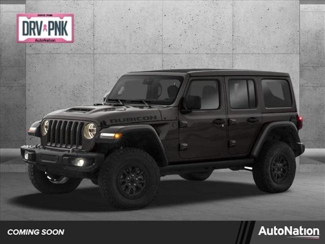 2021 Jeep Wrangler Unlimited Johnson City TN