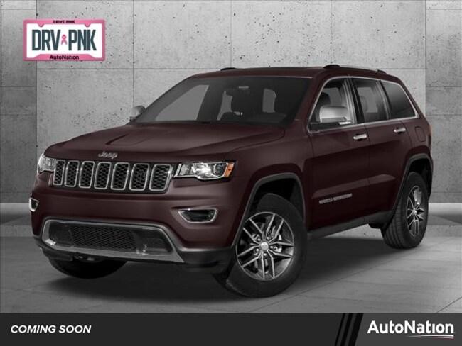 2021 Jeep Grand Cherokee Johnson City TN