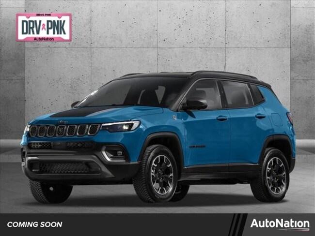 2022 Jeep Compass Johnson City TN