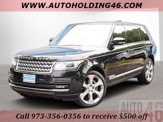 2017 Land Rover Range Rover Mountain Lakes NJ
