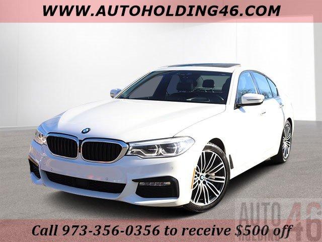 2017 BMW 5 series Mountain Lakes NJ