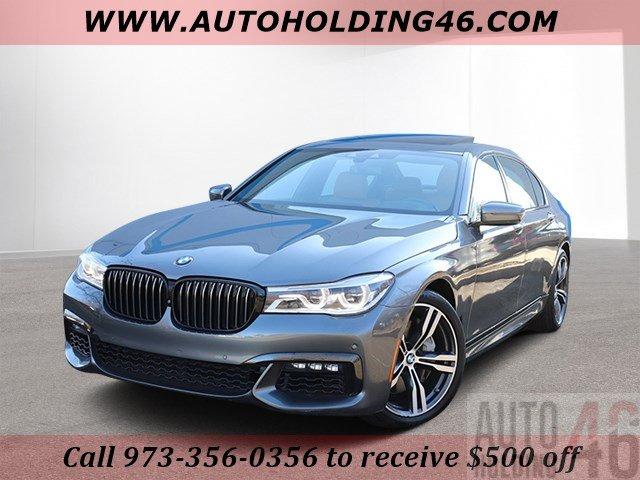 2017 BMW 7 series Mountain Lakes NJ