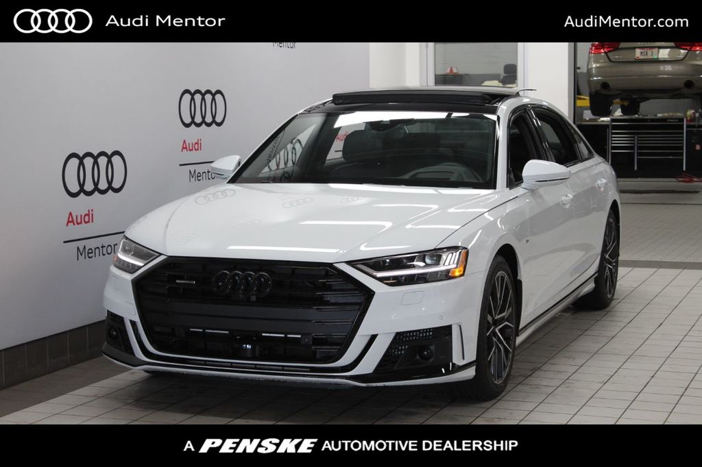 2021 Audi A8 Mentor OH