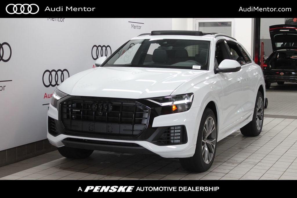 2021 Audi Q8 Mentor OH