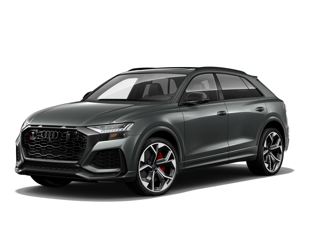 2021 Audi RS Q8 Coral Gables FL