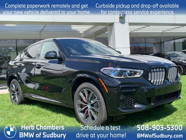 2022 BMW X6 Sudbury MA